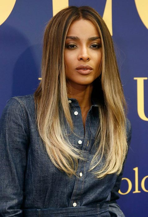 Ciara Hairstyles Enchanting Ciara Hairstyle  Hair  Pinterest  Ciara Hair Ciara Hairstyles