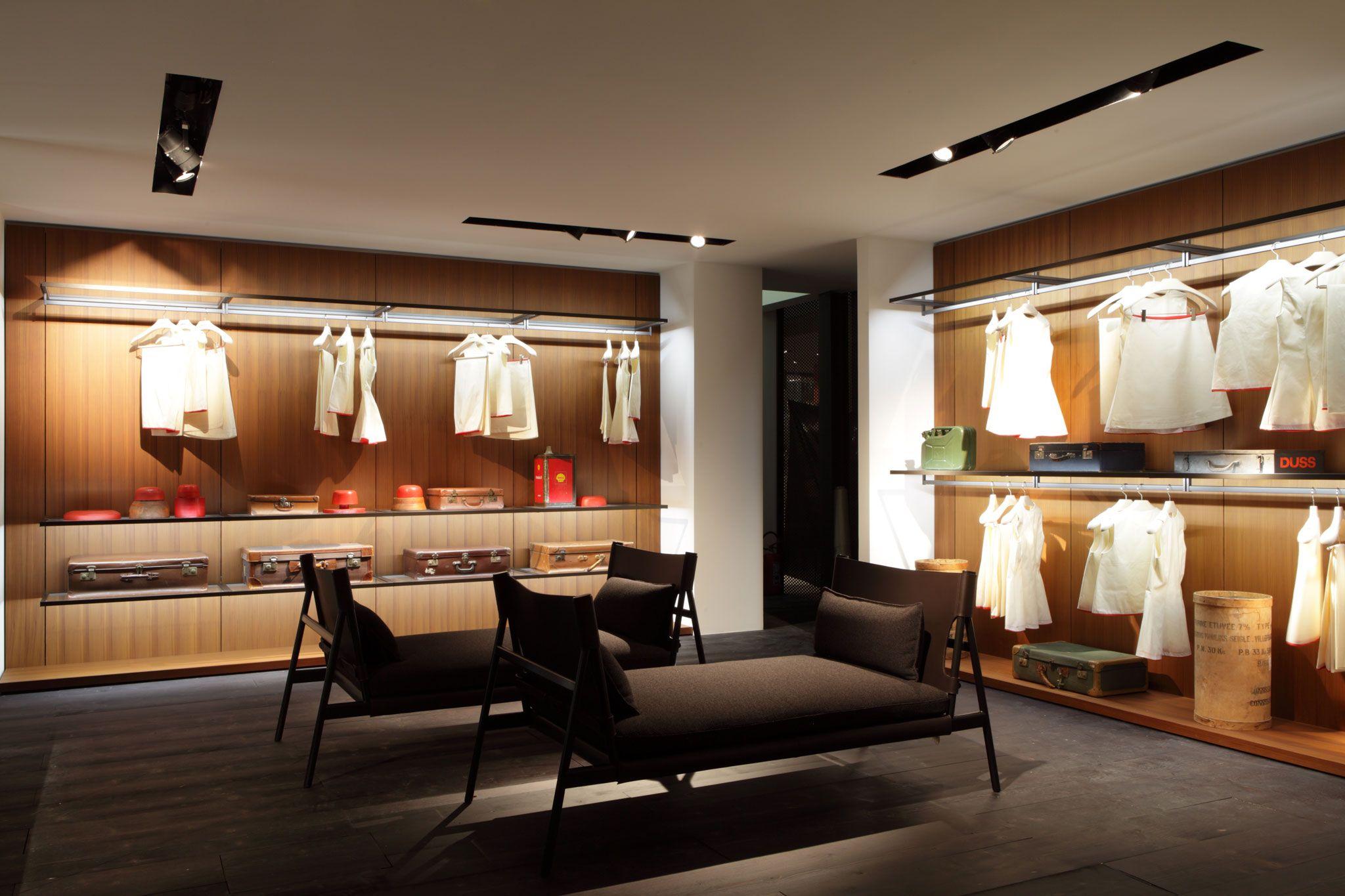 Delo Mobili ~ Porro boiserie closet systems salone del mobile 2015 graye