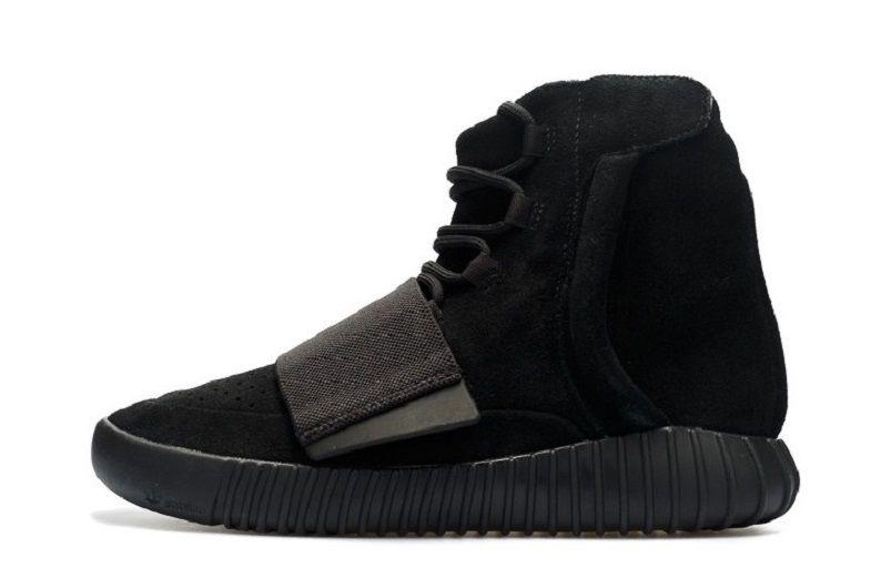 "Adidas Yeezy Boost 750 High Top ""Black"