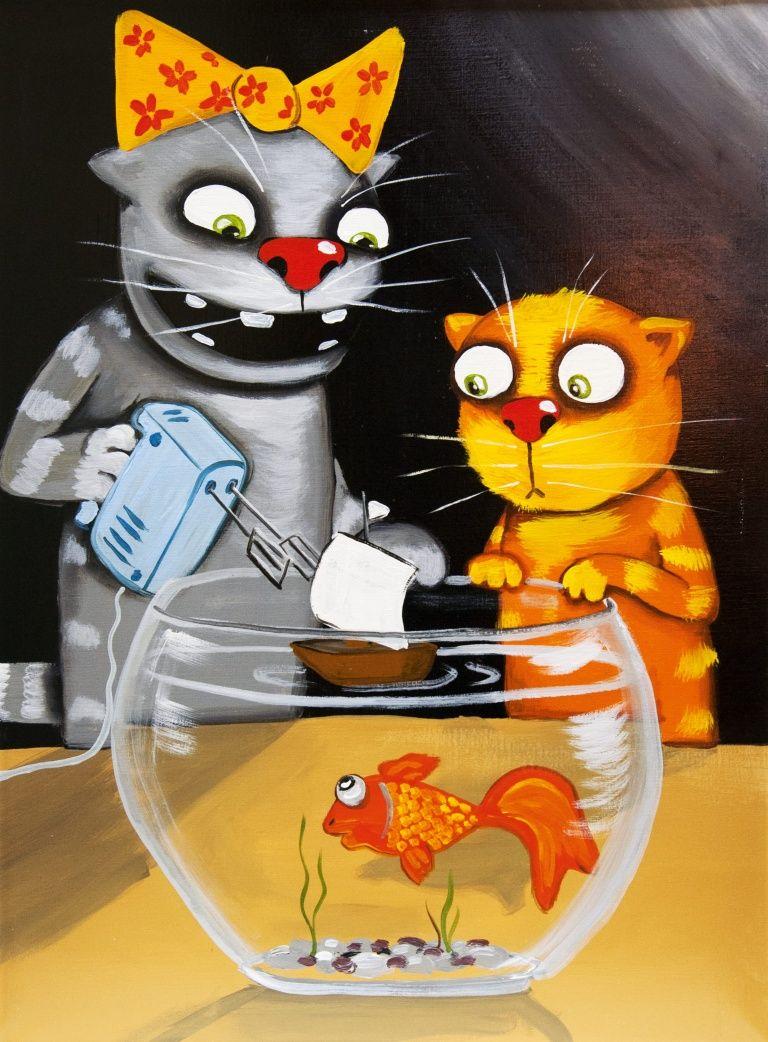 Смешные картинки кота васи, квиллинга влюбленными
