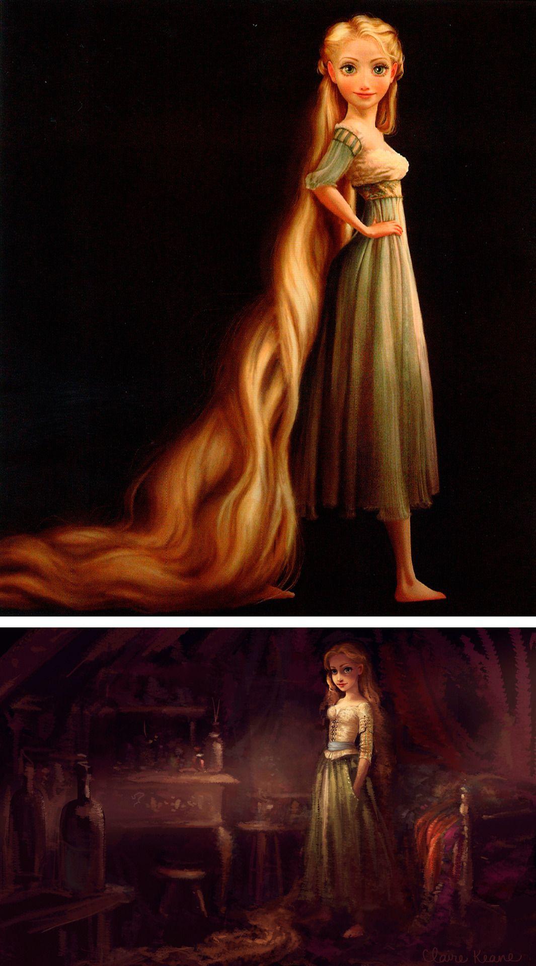 theartofanimation:  Claire Keane