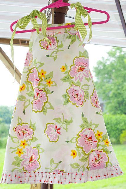 pillowcase dress | Pillowcase dress | Pinterest | Kreativität und Nähen