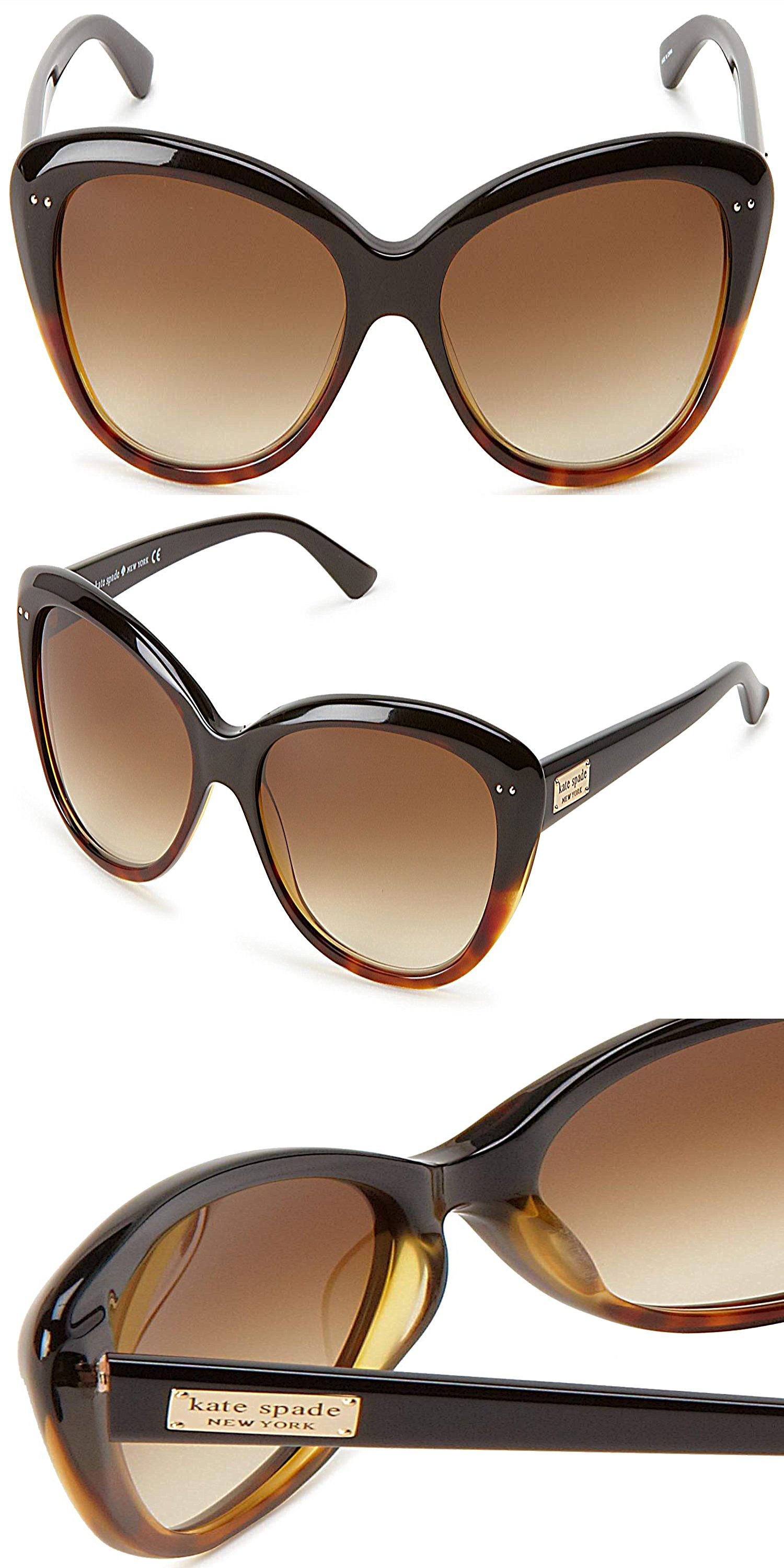 7c7739fed4 Kate Spade New York Angelique Cat-Eye Sunglasses womens sunglasses ...