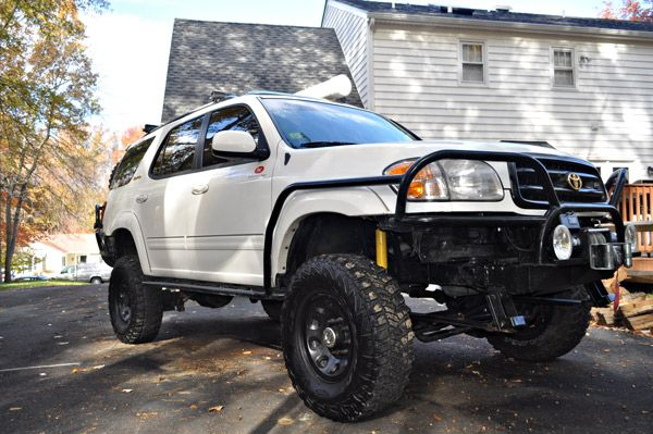 Used Jeeps For Sale In Pa >> Toyota Sequoia 4x4   . Toyota Sequoia   Pinterest   Toyota ...