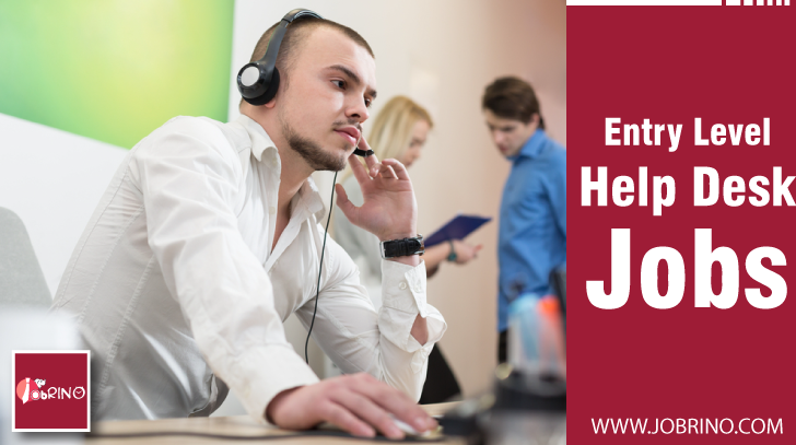 Find Entry Level Help Desk Jobs In Usa Help Desk Support Is Responsible For Handling First Level Support Of Service Requests In A First Class Help Desk Entry Level Make