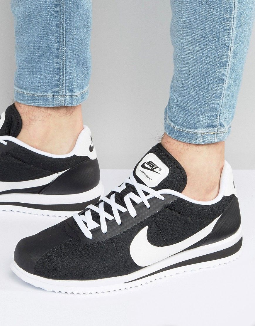 various colors 99b28 fce79 Get this Nike s sneakers now! Click for more details. Worldwide shipping. Nike  Cortez Ultra Trainers In Black 833142-002 - Black  Trainers by Nike, ...