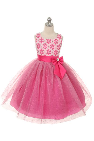 Flower Dress by KidsCollection on Etsy