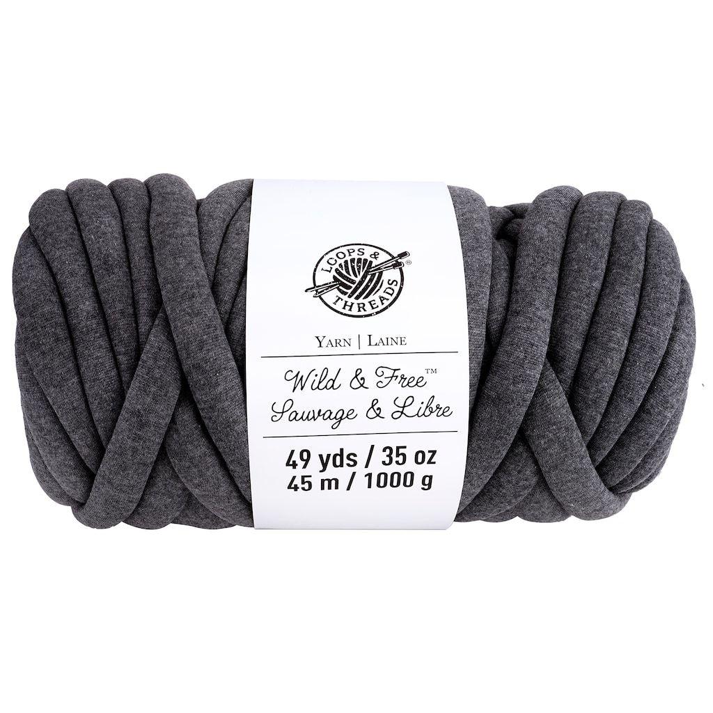 Wild Free Yarn By Loops Threads Free Yarn Chunky Knitting Wild And Free