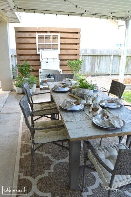 11 Budget Friendly Patio Makeovers Lots Of Affordable And Inspiring Decor Diy Ideas On How To Easily Update Your Backyard Deck Or