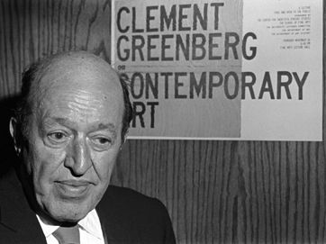 clement greenberg kitsch essay I have read the first essay so far whilst i can see immediately he was part of the intellectual revolution that the ideologies of communism and fascism warred over in europe, he was very perceptive about kitsch i don't think he would get away today with saying that the levels of art in a culture .