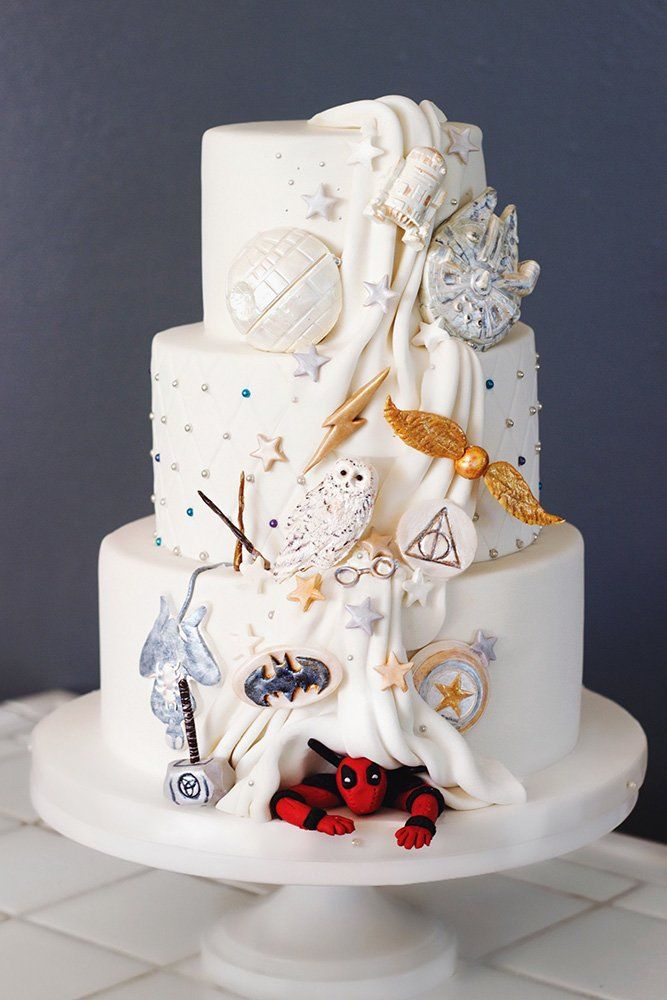 15 Wedding Cake Ideas That'll Wow Your Guests | Wedding Forward