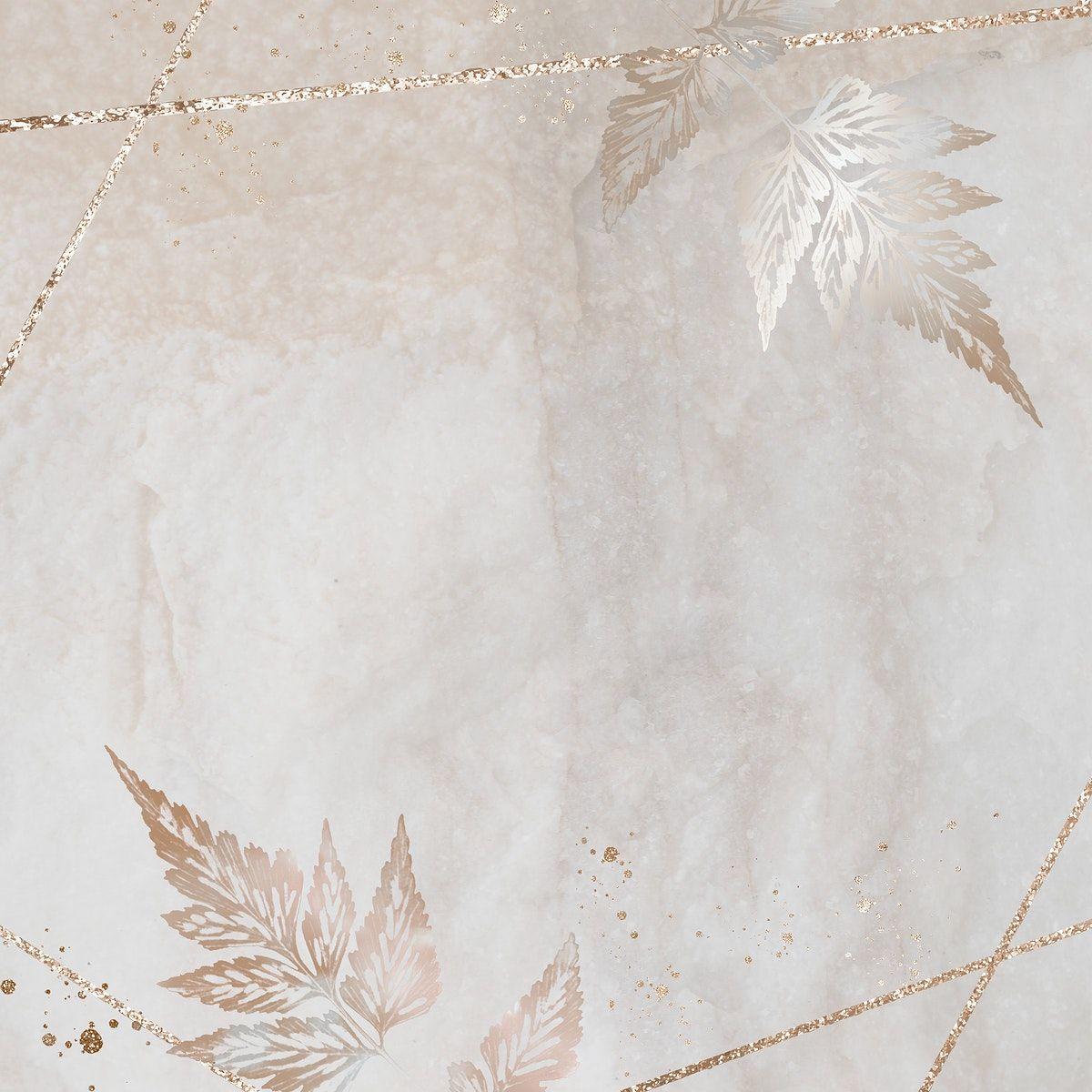 Download Premium Illustration Of Glittery Sickle Spleenwort Frame Design Frame Design Wedding Planner Logo Flower Illustration