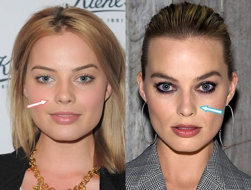 #Popular #Celebrity  51 Most Popular Celebrity Nose Jobs: Before And After With Images