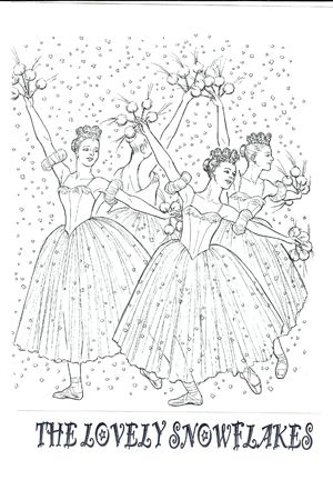 Nutcracker coloring pages | Kid Stuff - Arts/Crafts & Activities ...