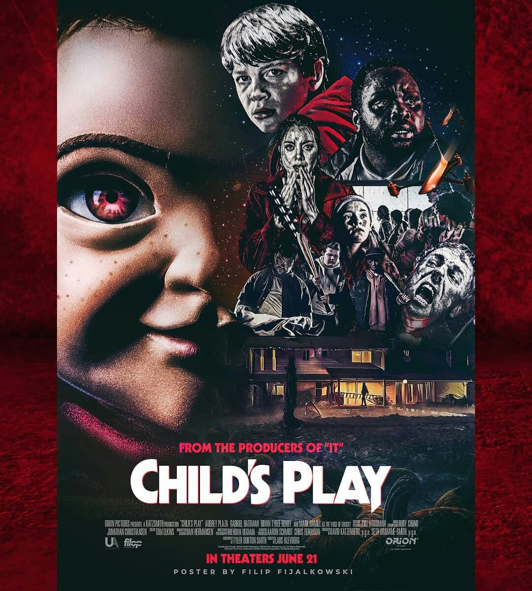 Pin by Jacob Lingle on Chucky Classic horror, Horror