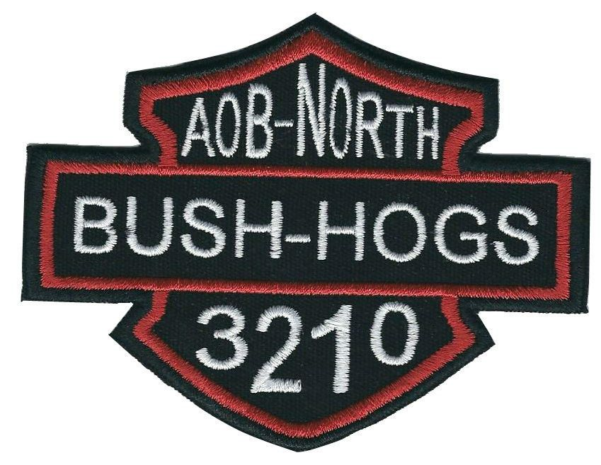 Special Forces Pocket Patch 3rd SFG(A) AOB-NORTH 3210