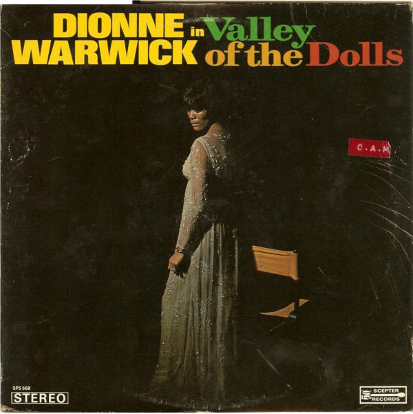 Dionne Warwick Valley Of The Dolls At Discogs Valley Of The Dolls Dionne Warwick Album Covers
