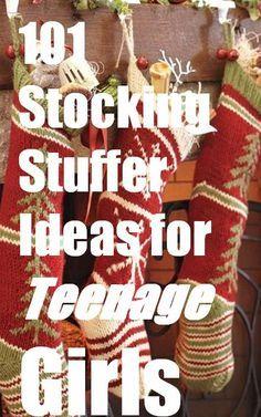 die besten 25 stocking stuffers for teenage girls ideen. Black Bedroom Furniture Sets. Home Design Ideas