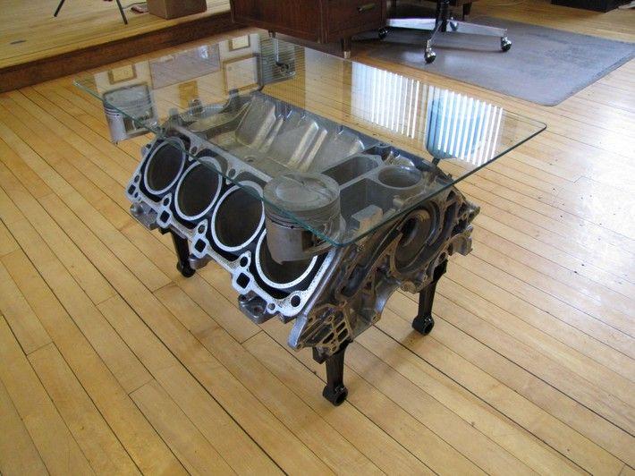 Car Engine Coffee Table Http Bocadolobo Blog Beautiful