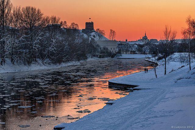 Vilnius, Lithuania. #travel