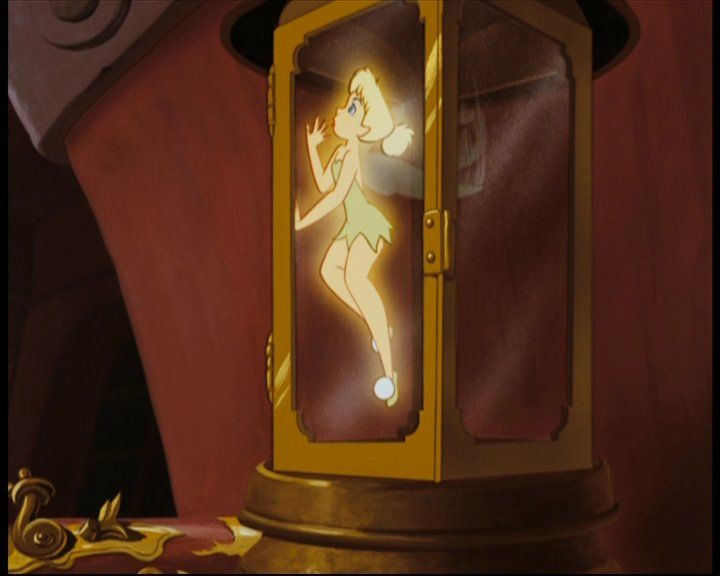 Image result for tinkerbell in cage