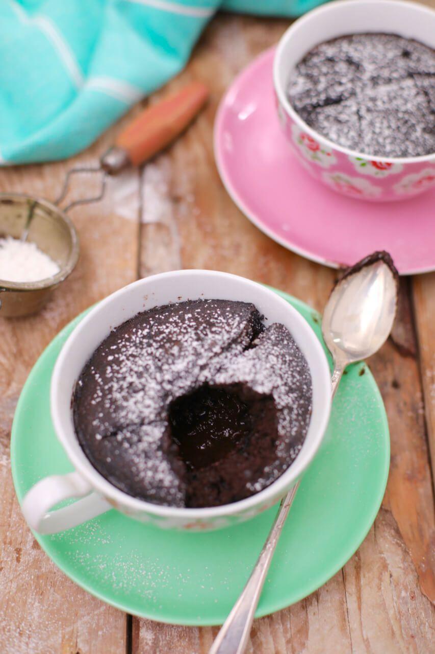 Chocolate Self-Saucing Pudding | Recipe | Self saucing ...