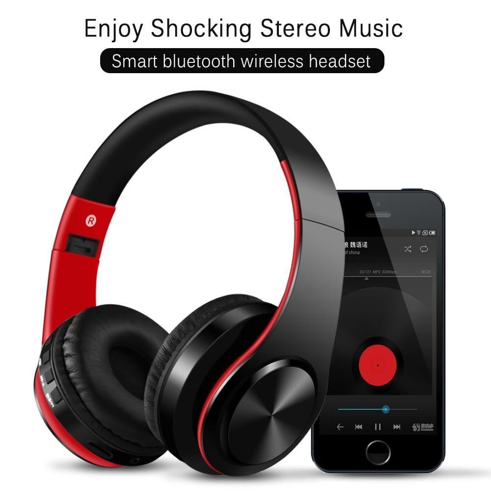Yeindboo Bluetooth Wireless Headphones Pc Phone Music Earphone Foldable Head Ear Bluetooth Noise Cancelling Headphones Headphones Bluetooth Headphones Wireless