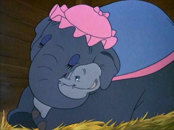 MRS. JUMBO & DUMBO, 1941 | Dumbo | Pinterest | Disney dumbo, Dumbo ...