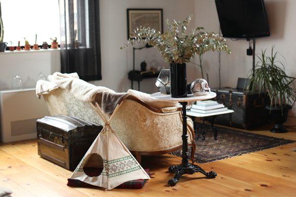 Klein maar fijn: Dit gezellige indie huisje in Brooklyn | NSMBL.nl