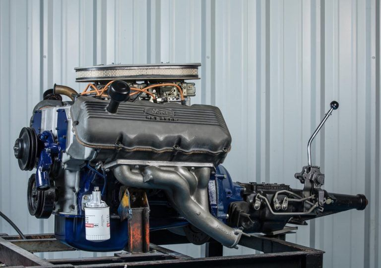 A Rare 1967 Ford 427 Ci Sohc Cammer V8 Engine In 2020