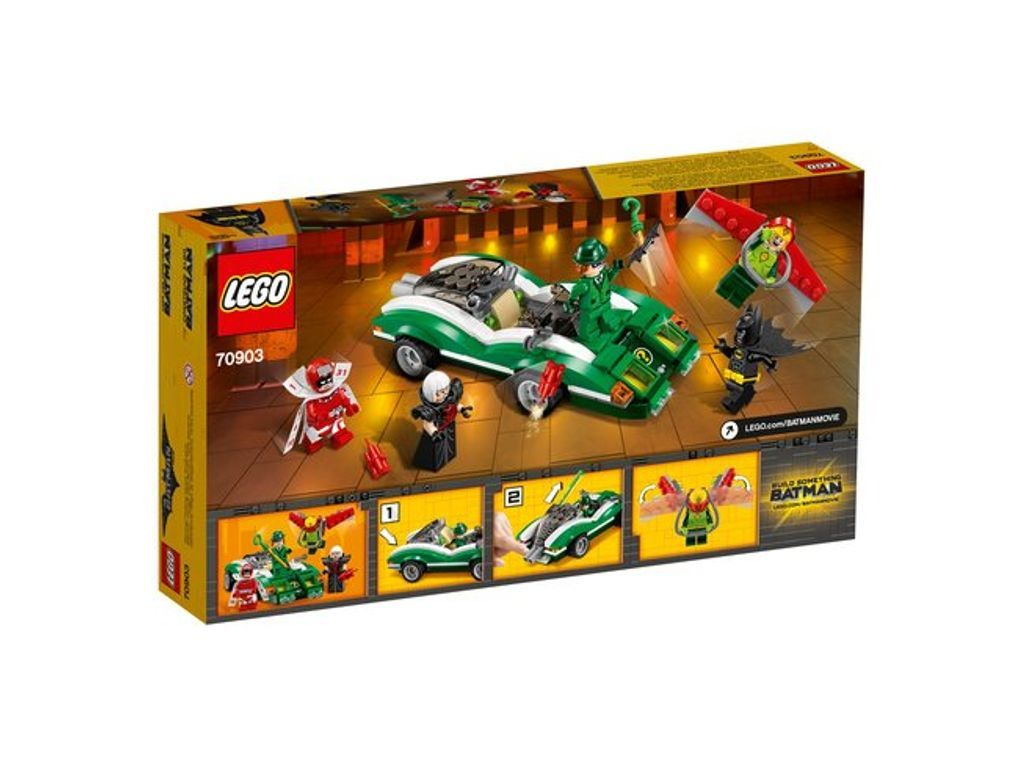 LEGO 70903 The Batman Movie The Riddler Riddle Racer