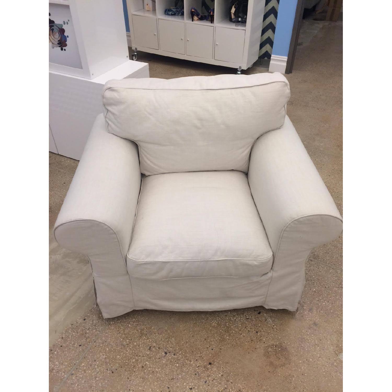 Ikea Ektorp Sofa Chair Aptdeco Wonen