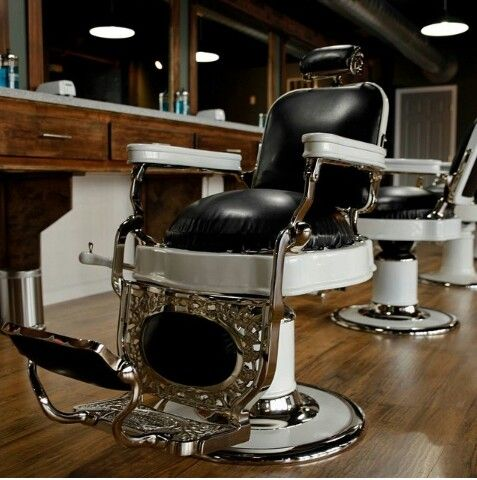 vintage chair barber shop pinterest einrichtung. Black Bedroom Furniture Sets. Home Design Ideas