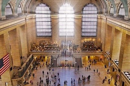 Gran Central Terminal, New York City http://travelcuriousoften.com/august14-feature2.php