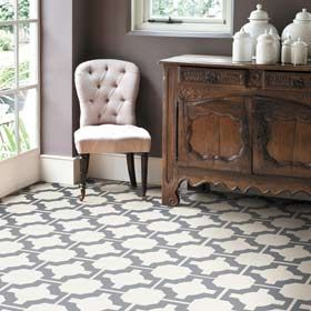 Parquet Charcoal Flooring By Neisha Crosland For Harvey Maria High End Linoleum Tile Really Cool Indestructible