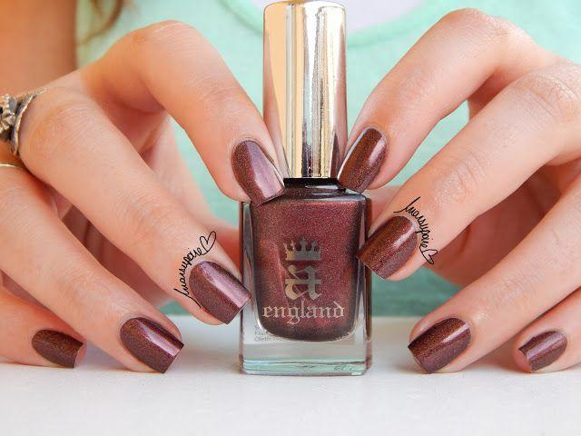The Nails of Marsupoire: ♡ Briar Wood ou le vernis qui va te faire kiffer l'automne♡
