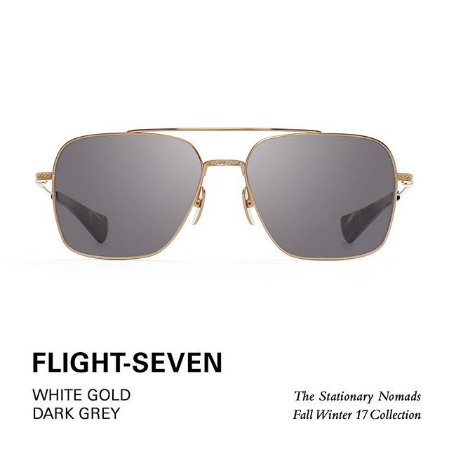 """acea2da0f4 Sunglasses · Eyeglasses · FLIGHT-SEVEN soars our celebrated FLIGHT series  to new heights with a confident """"navigator"""