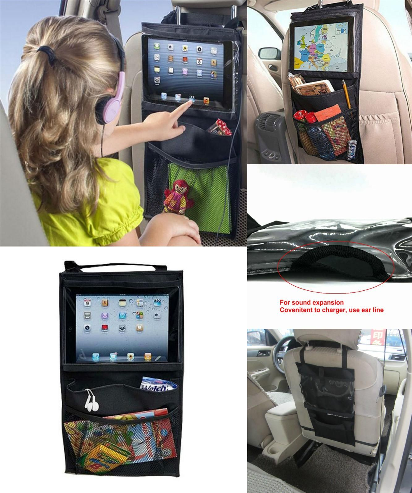 Auto Organizer Tablet Visit To Buy Updated Auto Car Back Seat Organizer Holder Multi