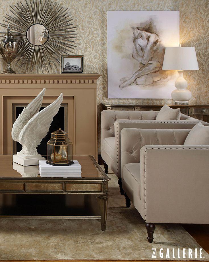 escultura de alas