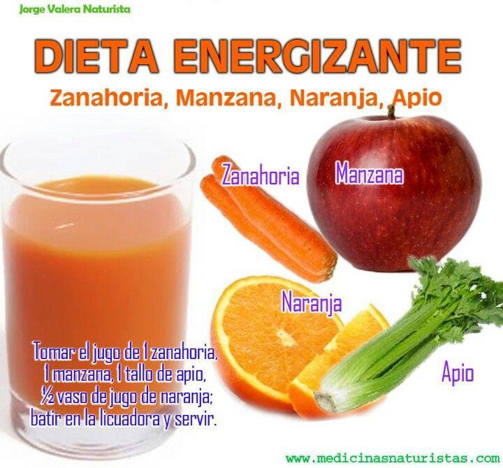 te energizante y adelgazante natural