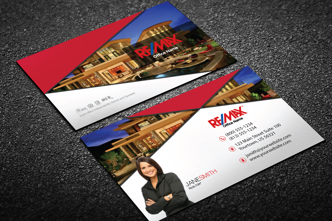 Remax business card templates from realty cards remax remax business card templates from realty cards remax realestate magicingreecefo Choice Image