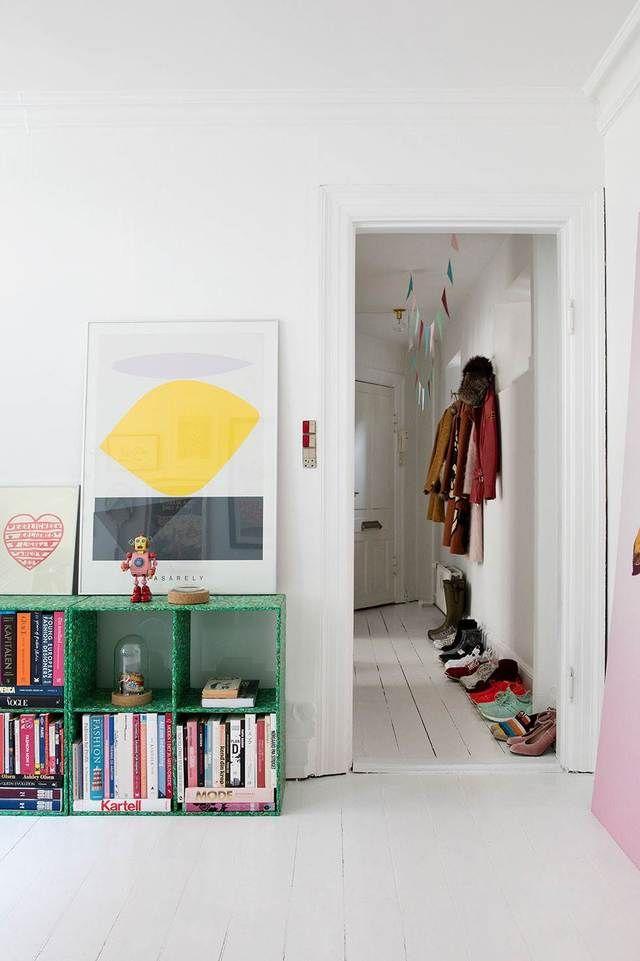Se moderedaktørens unikke baghus med masser af lys