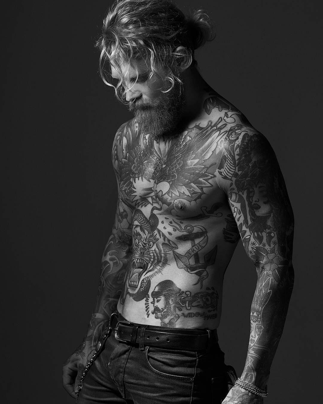 108 Best Badass Tattoos For Men: Consulta Esta Foto De Instagram De @spizoiky • 17.5 Mil Me