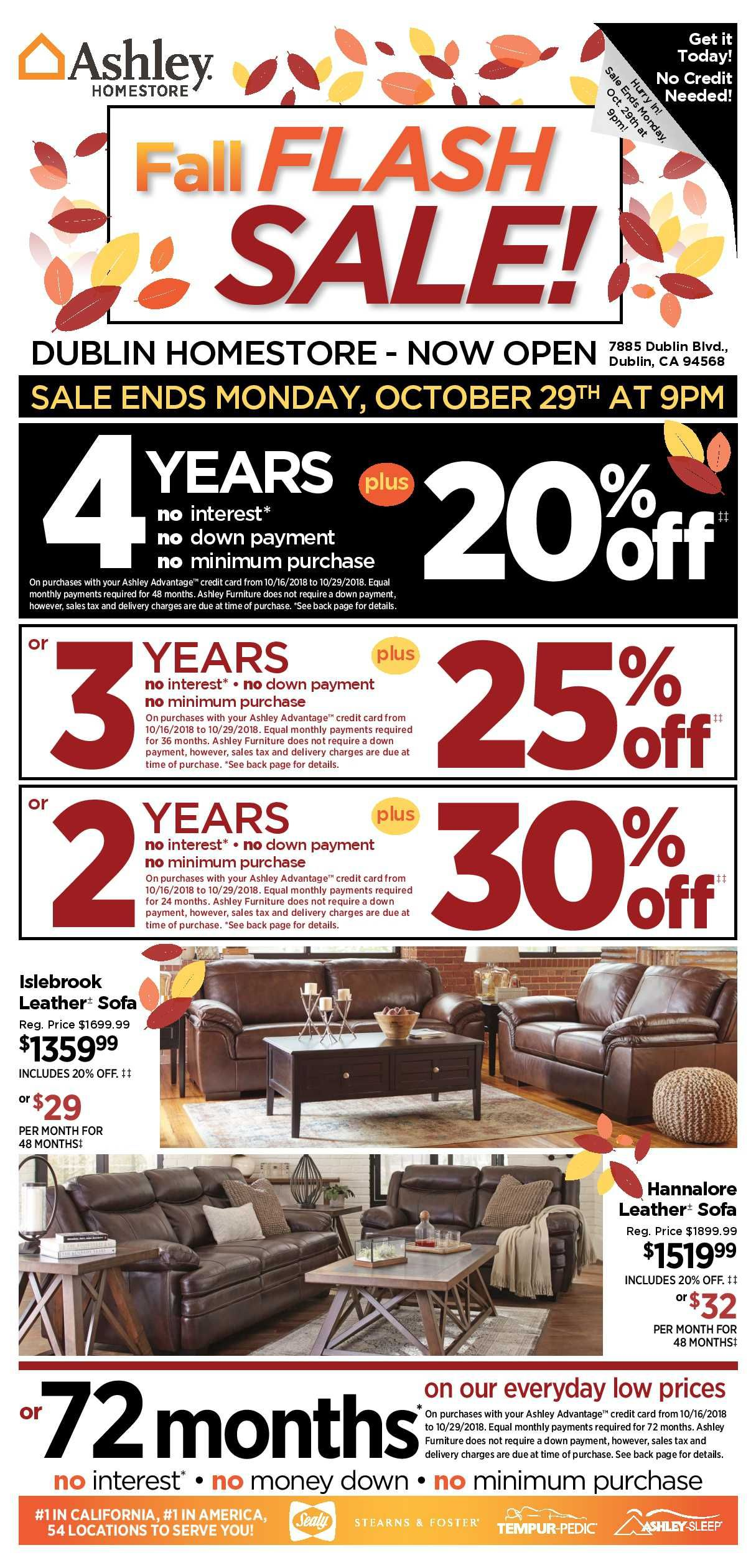 Ashley Furniture Weekly Deals Flyer January 15 21 2019 Weeklyad123 Com Weekly Ad Circular Grocery Stores Ashley Furniture Sale Ashley Furniture At Home Store