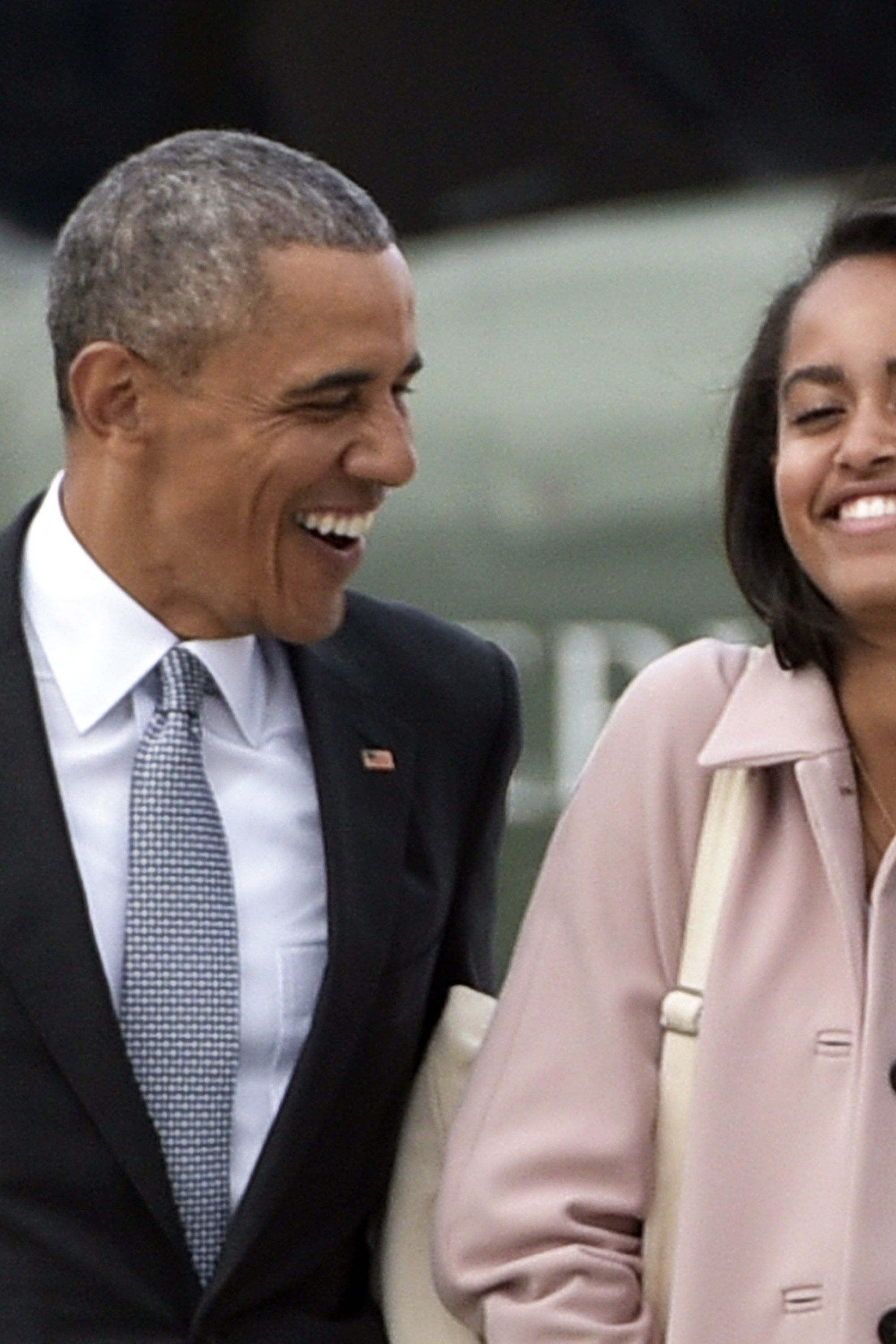 Malia Obama Is Graduating From High School This Week