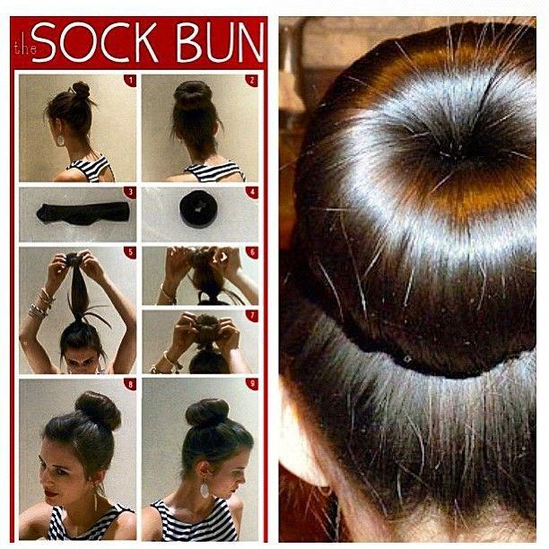 21 Instagram Hair Hacks That Are Borderline Genius Self Cute Hairstyles Hair Styles Hair Hacks
