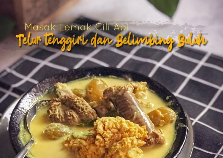 resepi kari ikan tongkol mamak chiara   writer Resepi Ayam Masak Lemak Cili Api Tanpa Serai Enak dan Mudah