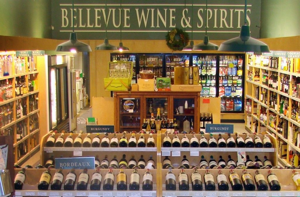 Have a family party to go to? Stop by Bellevue Wine