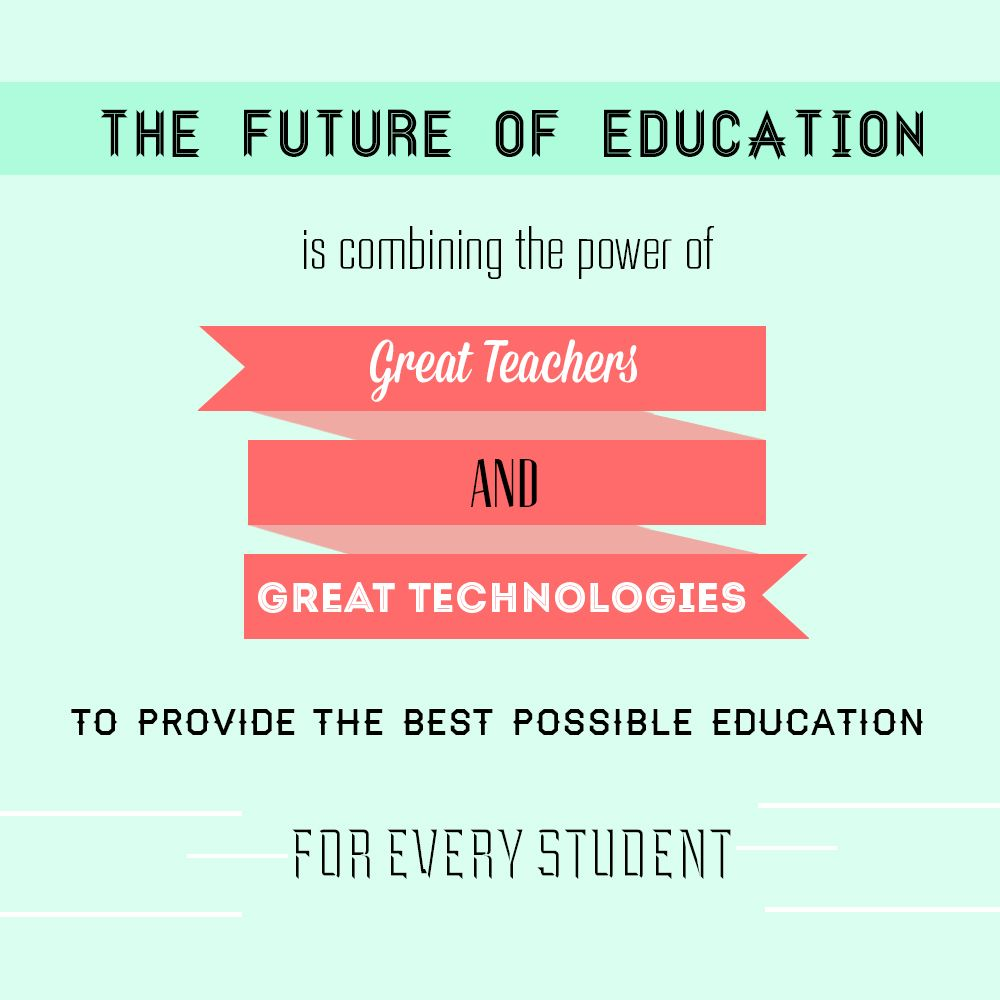 The Future Of Education With Images Technology Quotes