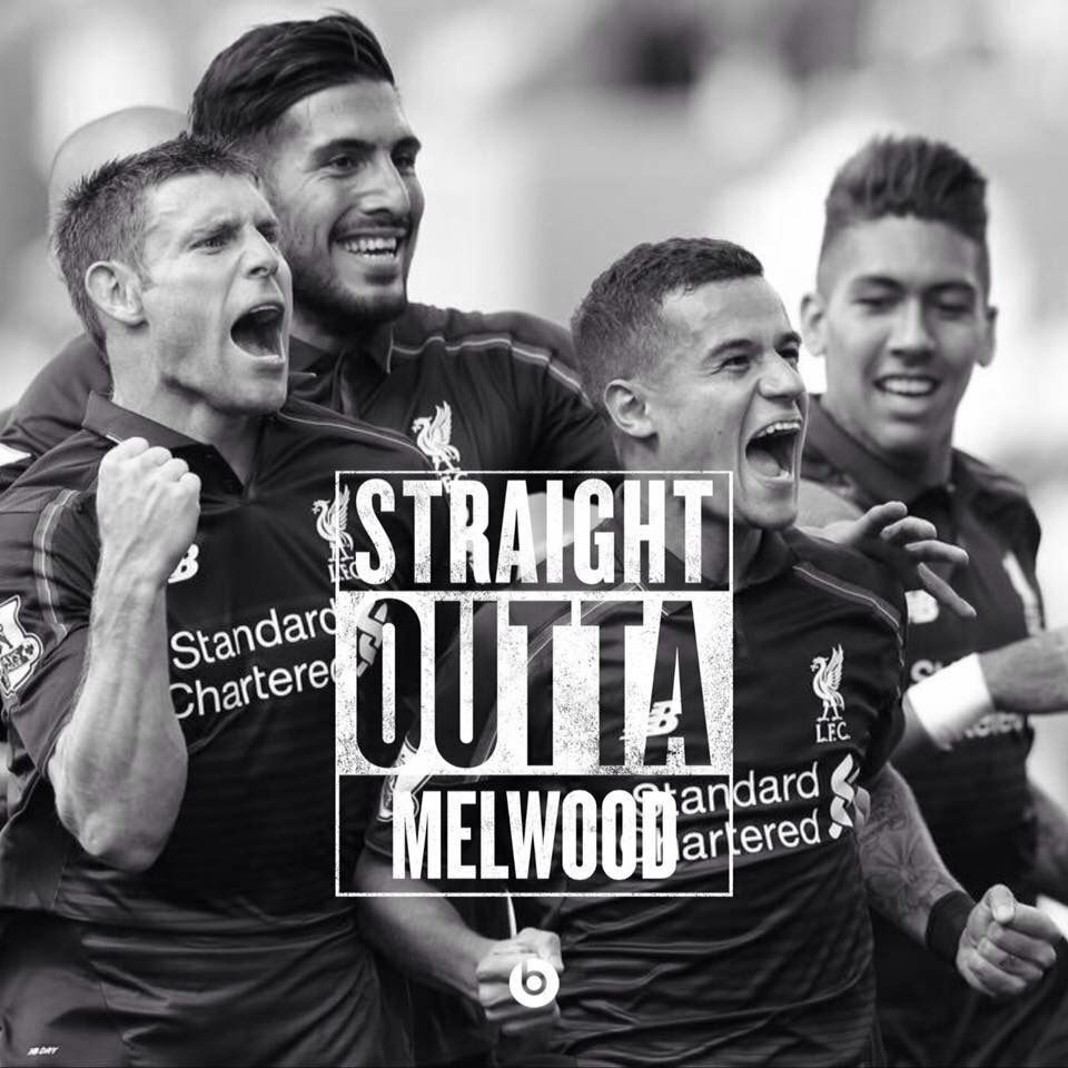 Straight outa Melwood